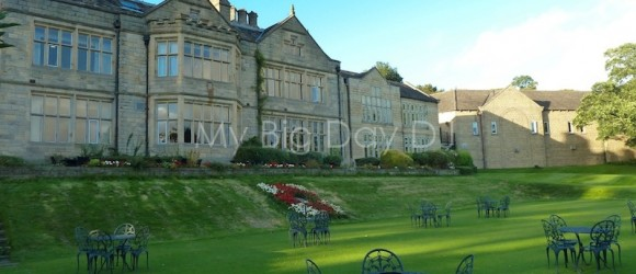 Hollins Hall Marriot Resort and Country Club, Baildon nr Bradford